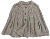 Tea Collection Girl's Isobel Sweater Cape