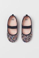 H&M Ballet Flats - Blue