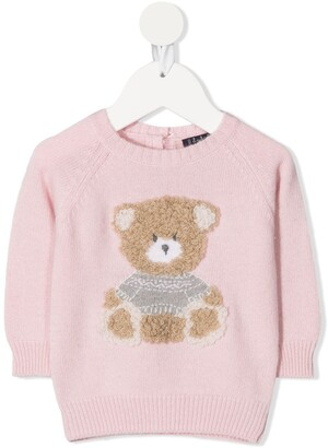 Il Gufo Teddy Bear Jumper