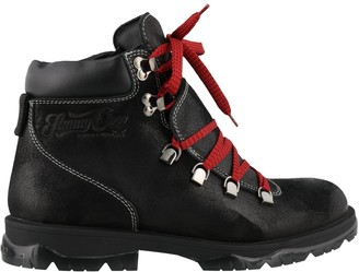 Jimmy Choo Barra Hiking Boots