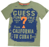 Guess Travel Graphic T-Shirt
