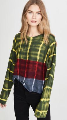 Raquel Allegra Boxy Crew Sweater