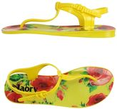 Naory Toe strap sandals