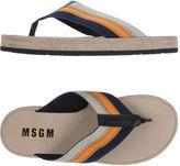 MSGM Espadrilles