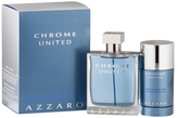 Azzaro Chrome United Set