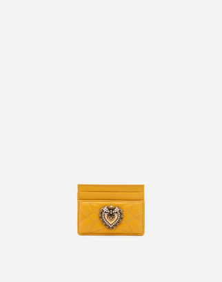 Dolce & Gabbana Devotion Credit Card Holder
