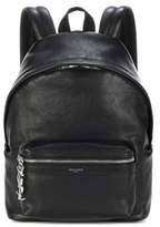 Saint Laurent Leather backpack