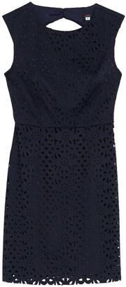 trina Trina Turk Carousel Lasercut Lace Sheath Dress