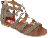 POP Manny Womens Gladiator Sandals
