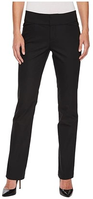Liverpool Graham Bootcut Trousers in Black (Black) Women's Casual Pants