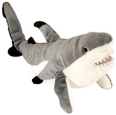 Black-Tipped Shark Plush Toy