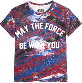 Eleven Paris Star Wars cotton t-shirt 4-16 years