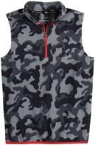 Tek Gear Boys 8-20 Microfleece Quarter-Zip Vest in Regular & Husky