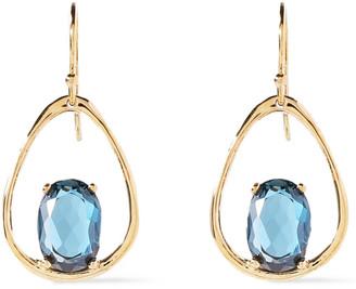 Ippolita 18-karat Gold Topaz Earrings