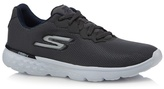 Skechers Grey '400' Lace Up Trainers