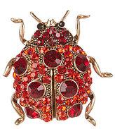 Natasha Accessories Ladybug Pin