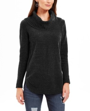 Style&Co. Style & Co Chenille Cowlneck Tunic, Created for Macy's
