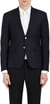 Thom Browne Men's Wool Twill Two-Button Sportcoat-Navy