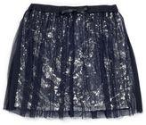 Jigsaw Girls Tulle Party Skirt