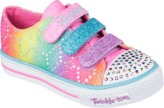 Skechers Twinkle Toes: Shuffles - Rainbow Madness