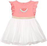 Billieblush Pink Watermelon Print Tutu Dress