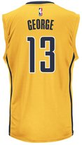 adidas Men's Indiana Pacers Paul George Replica Jersey