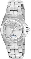 Technomarine Women's 'Cruise' Quartz Stainless Steel Casual Watch, Color:Silver-Toned (Model: TM-115185)