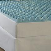 JCPenney Comforpedic from Beautyrest Gel Memory Loft 3 Foam Mattress Topper