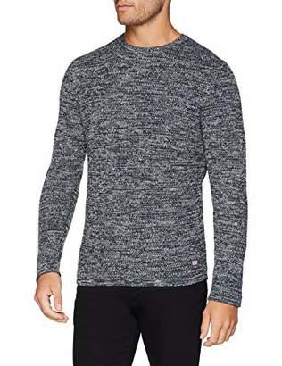 S'Oliver mens 13.810.61.5164 Regular Fit Long Sleeve Jumper,Large
