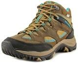 Merrell Salida Women Round Toe Leather Hiking Shoe.