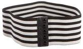 ALICE by Temperley Wide Striped Belt