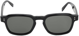 RetroSuperFuture Luce Black Acetate Sunglasses