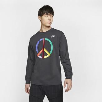 Nike Long-Sleeve T-Shirt x Olivia Kim