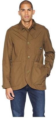 Snow Peak Ventile Three-Button Jacket (Brown) Coat