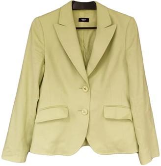 Basler Green Cashmere Jacket for Women