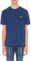 The Kooples Crewneck cotton-jersey t-shirt