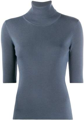 Filippa K Filippa-K elbow sleeve knitted T-shirt