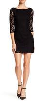 Leota Lace Shift Dress