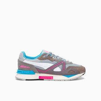Puma Panelled Low-Top Sneakers