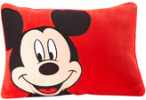 Crown Crafts Mickey Toddler Pillow