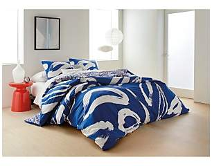 DKNY Abstract Floral Bedding
