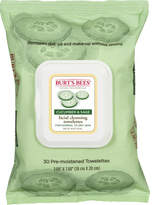 Burt's Bees Cucumber & Sage Cleansing Towelettes