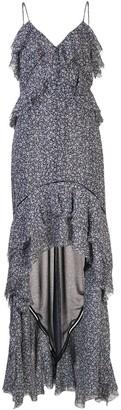 Jonathan Simkhai Silvia floral chiffon dress