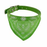 Pet Scarf, FTXJ Fashion Dog Cat Puppies Collars Neckerchief Necklace Triangle