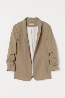 H&M Shawl-collar Jacket