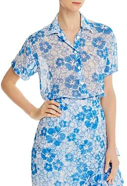 All Things Mochi Nora Floral Shirt