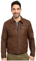 Kenneth Cole New York Suede Jacket