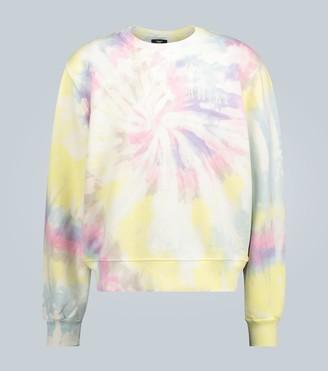 Amiri Tie-dye sweatshirt