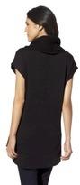 labworks Women's Dolman Sweater Cowl Top - Black