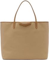 Givenchy Beige Medium Antigona Shopping Tote Bag